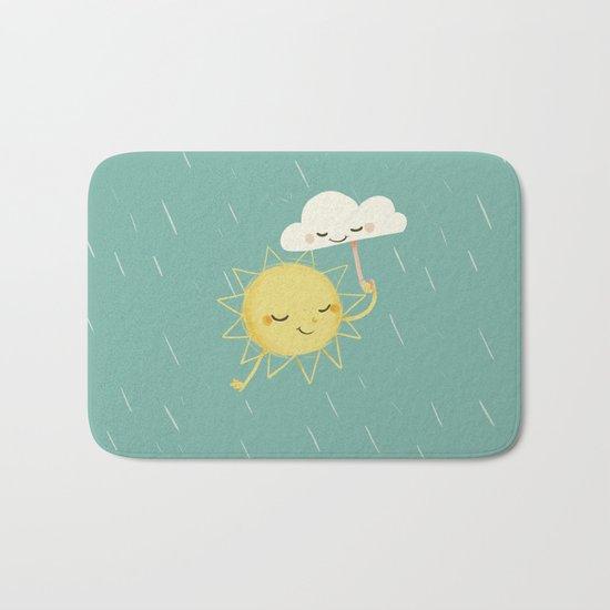 Little Sun Bath Mat