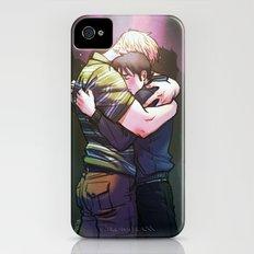 William and Theodore 18 iPhone (4, 4s) Slim Case