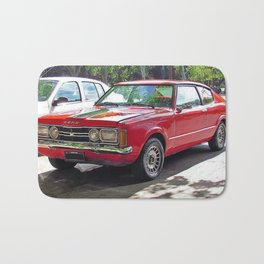 1975 Brazilian Model Only Pony Car Taunus 2300 GT Coupé Bath Mat