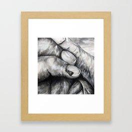 lutalica pt ii Framed Art Print