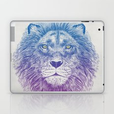 Face of a Lion Laptop & iPad Skin