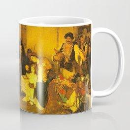 Nikolaos Gyzis - Παιδικοί αρραβώνες Coffee Mug