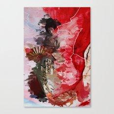Geisha's Delight Canvas Print