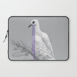 When Doves Cry Laptop Sleeve