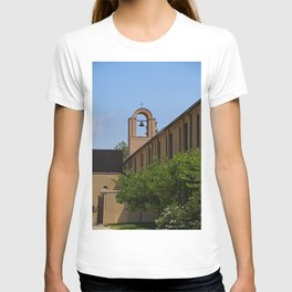 Lourdes University  in the Spring III T-shirt
