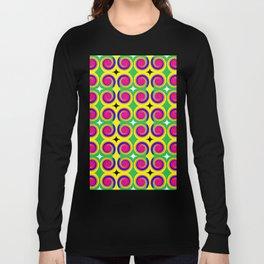 Swirly Pattern 1 Long Sleeve T-shirt