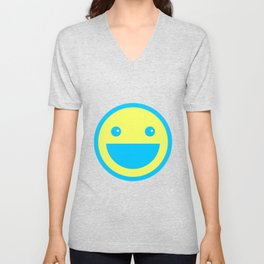 Acid House Unisex V-Neck