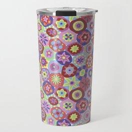 Millefiori-Coolio Colors Travel Mug