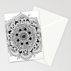mandalavera Stationery Cards