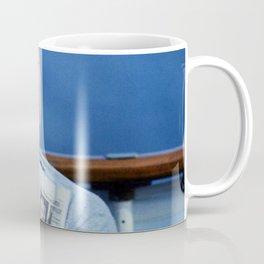John F Kennedy Smoking Coffee Mug
