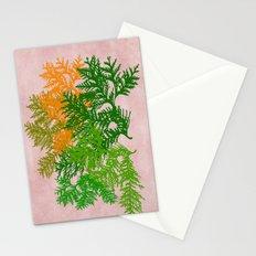 Fall Fern Stationery Cards