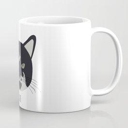 Family Cat Portraits, Buri Coffee Mug