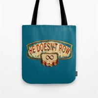 bioshock infinite Tote Bags featuring Bioshock Infinite by Arts and Herbs