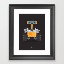 WALL.E Framed Art Print