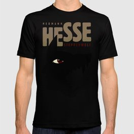 Sacred Geometry for your daily life - HHESSE STEPPEN WOLF T-shirt