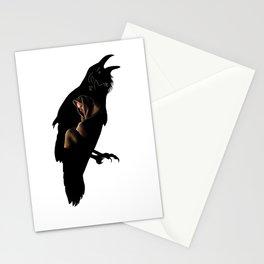 Raven Ragnar Stationery Cards