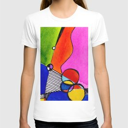 Magical Thinking 7A1 by Kathy Morton Stanion T-shirt