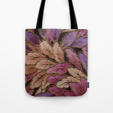Coloured Leaves Tote Bag