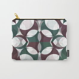 Billiards Overlap Carry-All Pouch