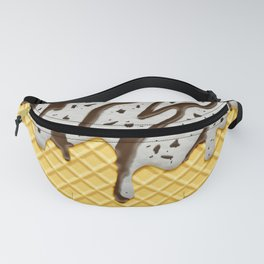Cookie Ice Cream Fanny Pack
