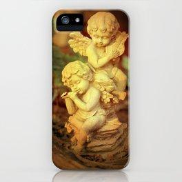 Cherubs iPhone Case