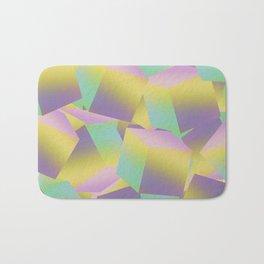 Fade Cubes B2 Bath Mat