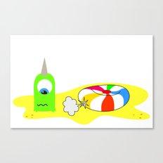 BUBOL BALL Canvas Print