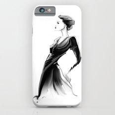 black. Slim Case iPhone 6s