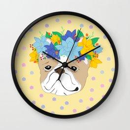 Miss Marmalade Wall Clock