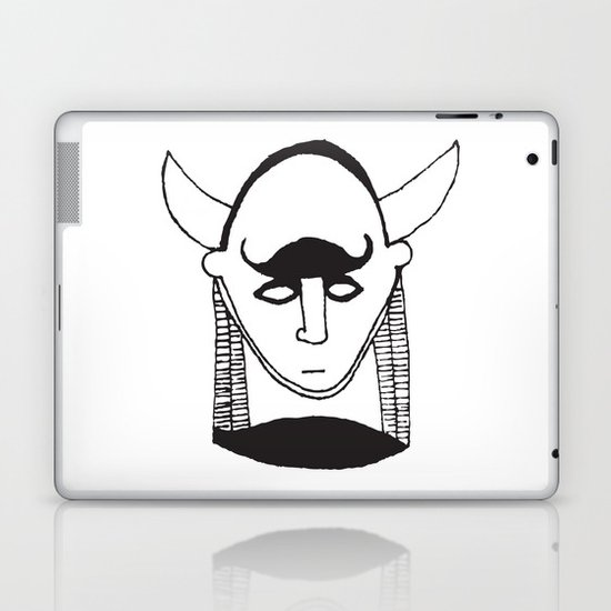 Iden Laptop & iPad Skin