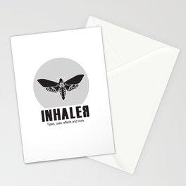 break a butterfly a wheel Stationery Cards