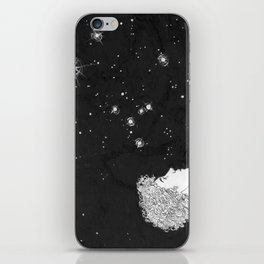 They Just Blink at Us (Sirius) iPhone Skin