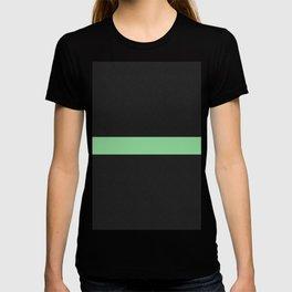 Simple Division - Matt Green On Urban Concrete Geometric Urban Pop Art T-shirt