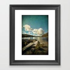 Irish Skies II Framed Art Print