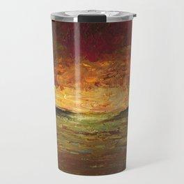 Sunset Experiment Travel Mug