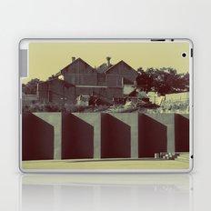 Museo de la memoria Laptop & iPad Skin