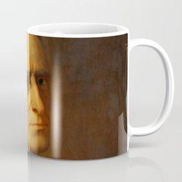 Franz Liszt (1811-1886) by Carl Ehrenberg in 1868 Coffee Mug