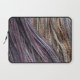 Handspun Yarn Laptop Sleeve