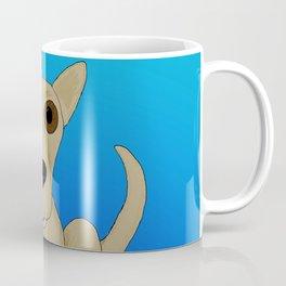 Basic Brown Dog Coffee Mug