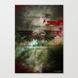 Astra Militarum Canvas Print