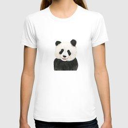 naughty little panda T-shirt