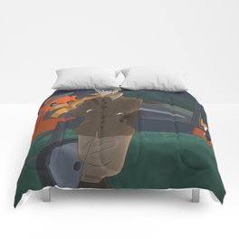 Marcel's Plane Comforters