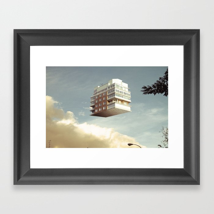 No Way Home (1) Framed Art Print