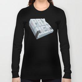 PAX-MEN Long Sleeve T-shirt