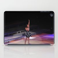 glee iPad Cases featuring Glee Concert: Lea Michele by Jackie Lalumandier