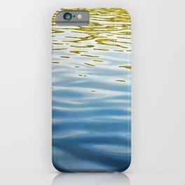 Birch Lake iPhone Case
