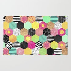 Color Hive Rug