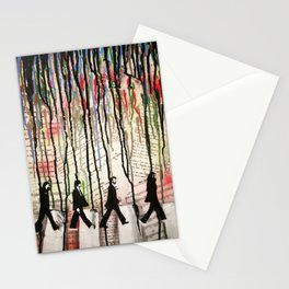 Abby Road Stationery Cards