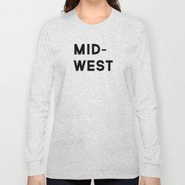 MID-WEST Long Sleeve T-shirt