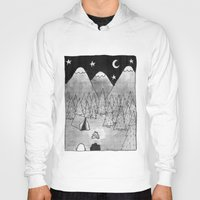 camping Hoodies featuring Camping. by Caleb Boyles